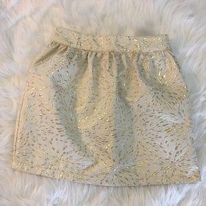⬇️NWT Francesca's Alya Fireworks Skirt